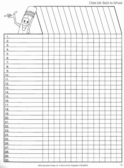 """Free Printable Class Roster Template Best Of Search Results for """"free Printable attendance Sheets"""