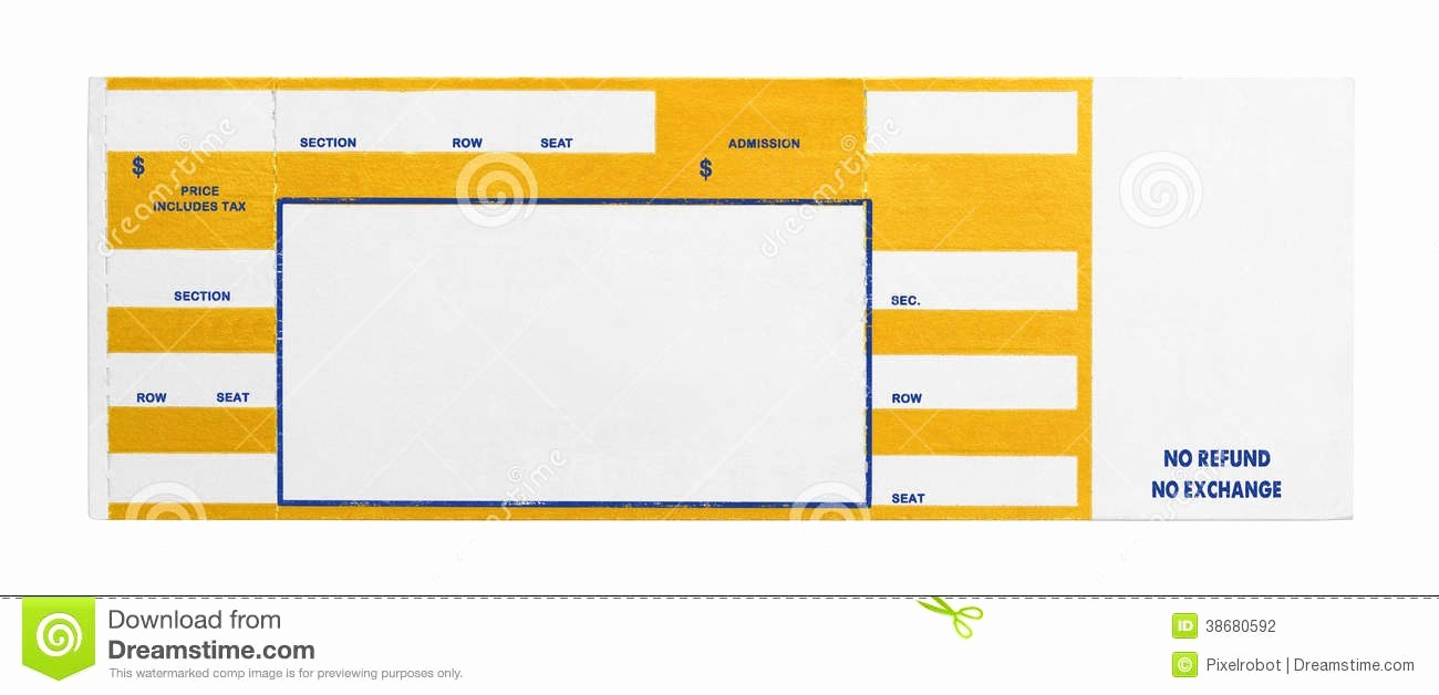 Free Printable Concert Ticket Template Awesome Blank Ticket Template Mughals