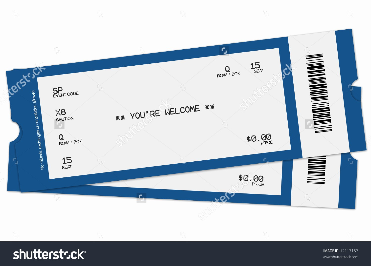 Free Printable Concert Ticket Template Beautiful Free Concert Ticket Template Business Proposal Cover