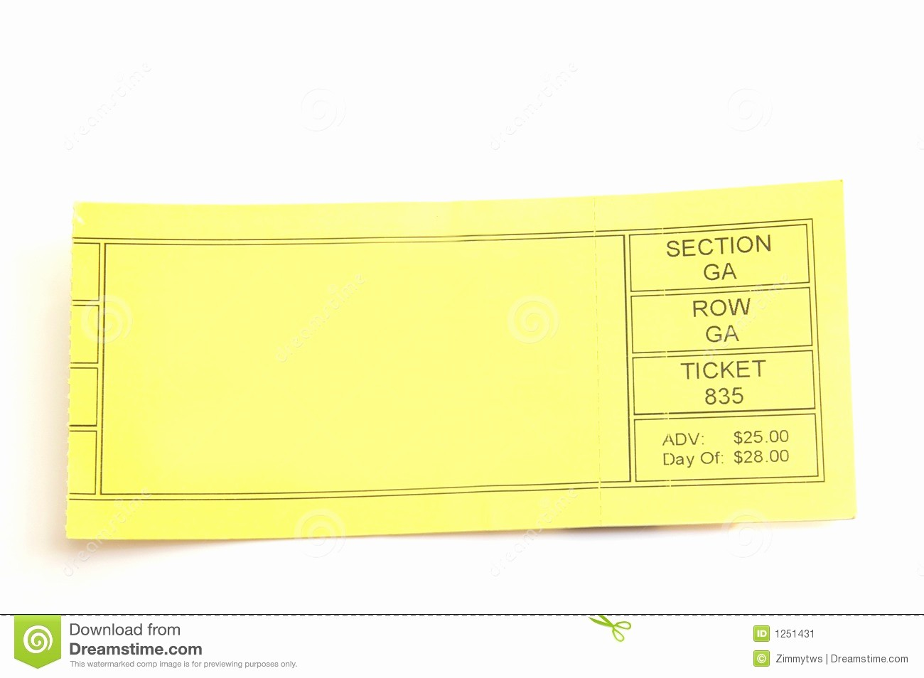 Free Printable Concert Ticket Template Fresh Blank Concert Ticket Template Mughals