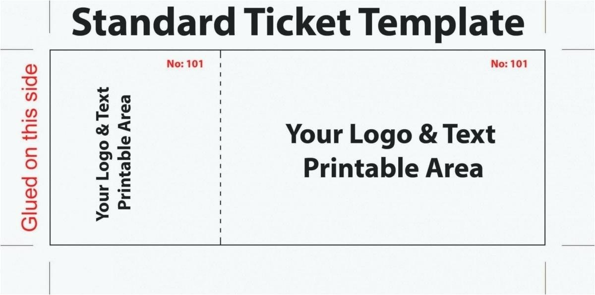 Free Printable Concert Ticket Template Luxury 97 Concert Ticket Template Word event Ticket Template