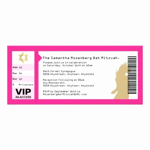 Free Printable Concert Ticket Template New 6 Best Of Blank Concert Ticket Invitation Free