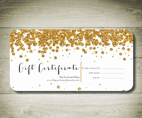 Free Printable Customizable Gift Certificates Luxury Best 25 Gift Certificates Ideas On Pinterest
