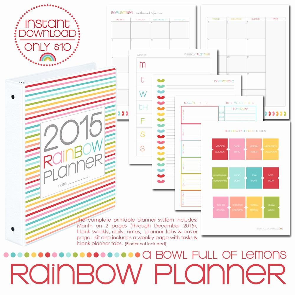 Free Printable Daily Calendar 2015 Luxury 7 Best Of Printable 2015 Planner 2015 Calendar