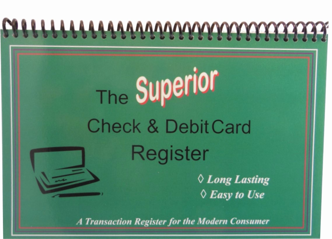 Free Printable Debit Card Register Best Of Check & Debit Card Register Wide Edition