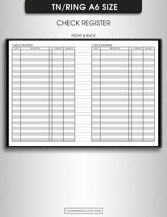 Free Printable Debit Card Register Inspirational 25 Unique Check Register Ideas On Pinterest
