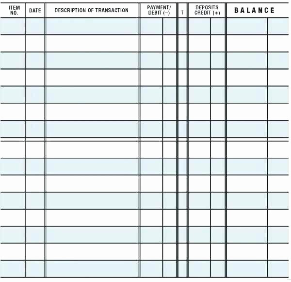 Free Printable Debit Card Register Lovely Free Printable Checkbook Register Sheets – Rightarrow