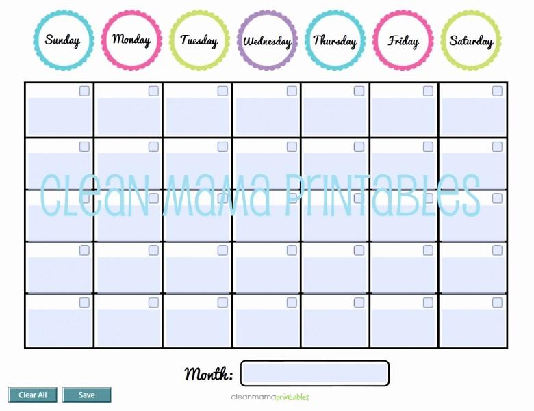 Free Printable Editable Calendar 2016 Beautiful 2016 Editable Calendar Free Calendar Template