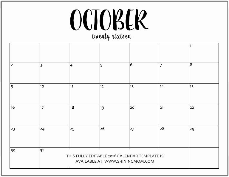 Free Printable Editable Calendar 2016 Beautiful 2016 Printable Meal Planning Calendar