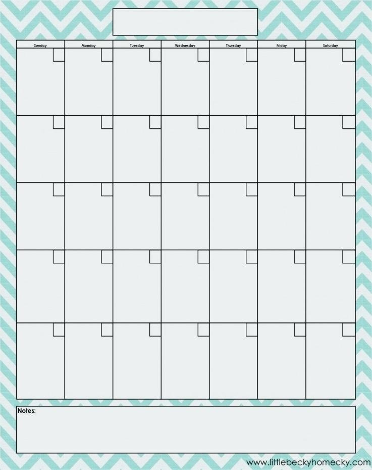 Free Printable Editable Calendar 2016 Best Of Blank Monthly Calendar Template Download Free Printable