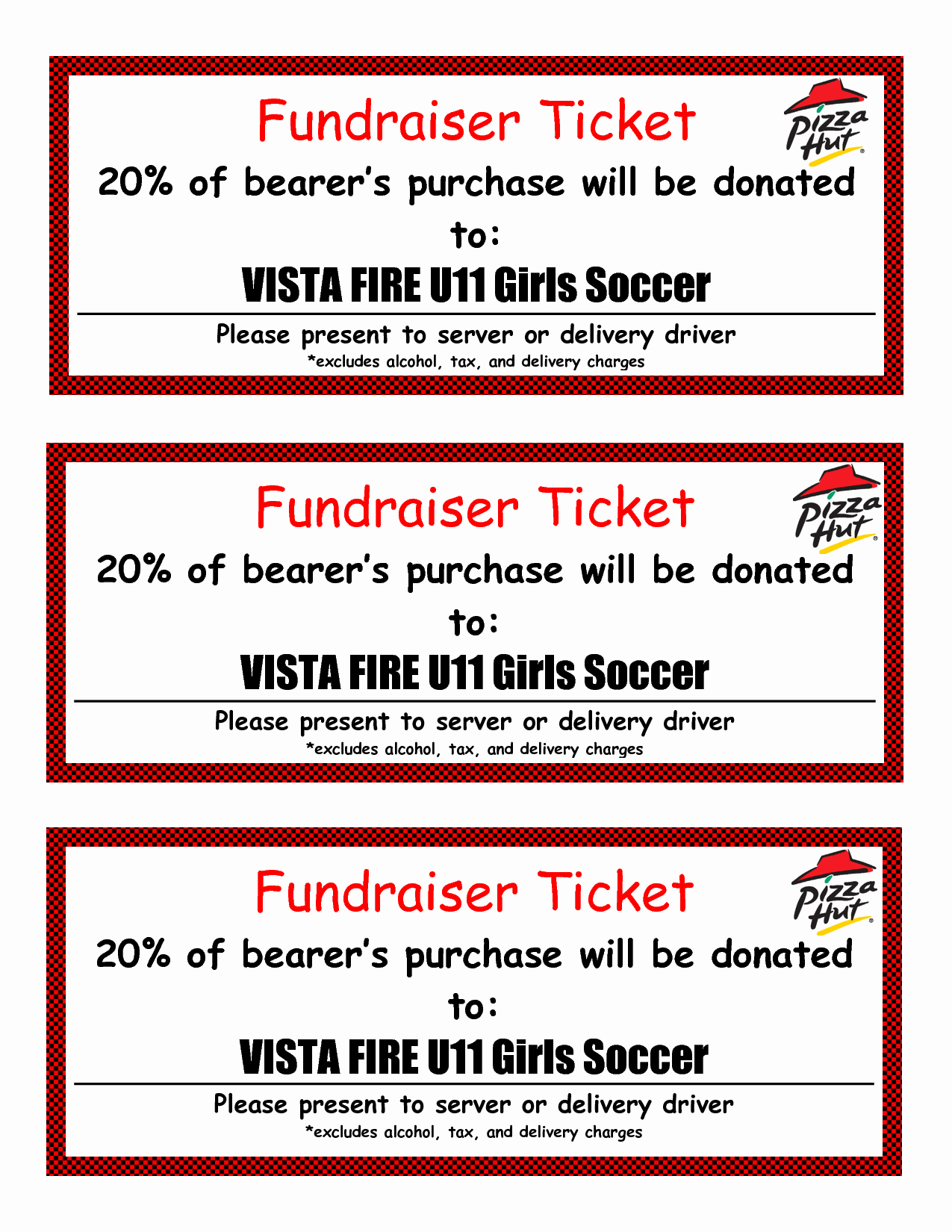 Free Printable Fundraiser Ticket Template Best Of 8 Best Of Bbq Tickets Template Chicken Bbq Ticket