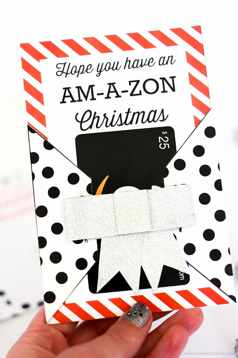 Free Printable Gift Cards Online Best Of Free Printable Christmas Gift Card Holders I Heart Nap Time