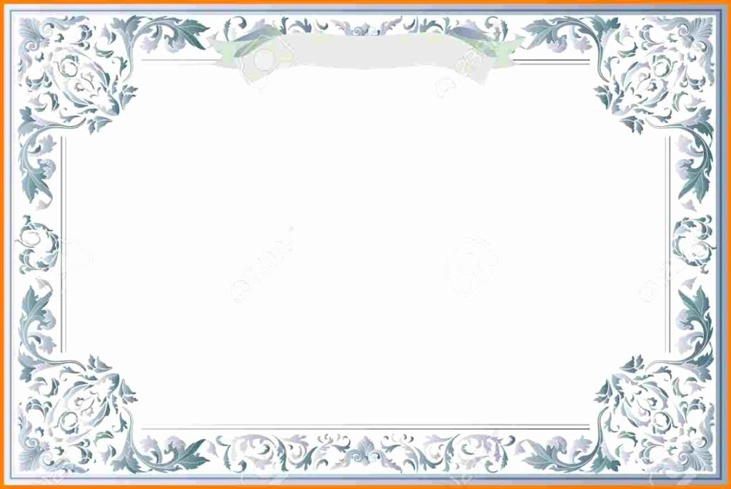 Free Printable Graduation Certificate Templates Elegant Vector Printable Blank Certificates