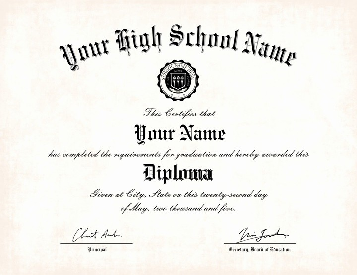 Free Printable Graduation Certificate Templates Fresh Free Printable High School Diploma Templates