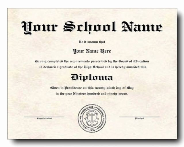 Free Printable Graduation Certificate Templates Luxury 60 Free High School Diploma Template Printable