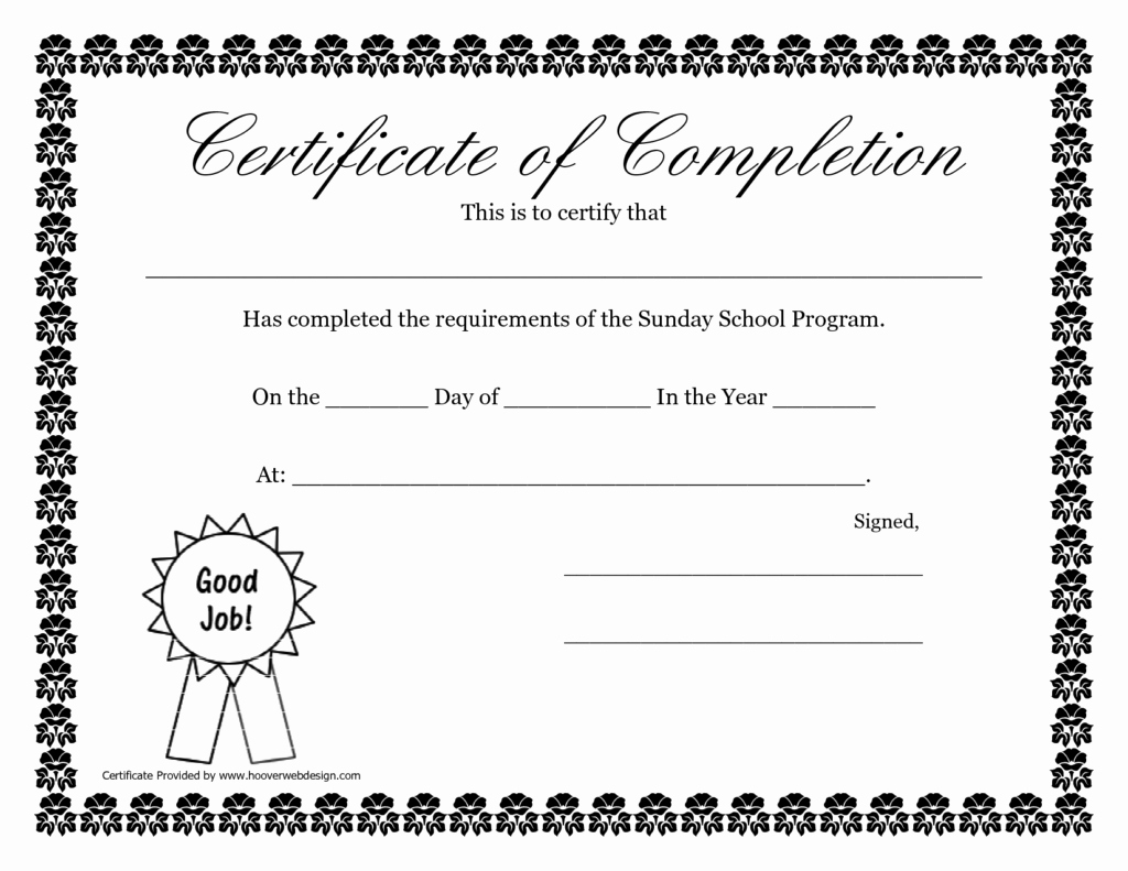 Free Printable Graduation Certificate Templates Luxury School Certificates Sample Templates