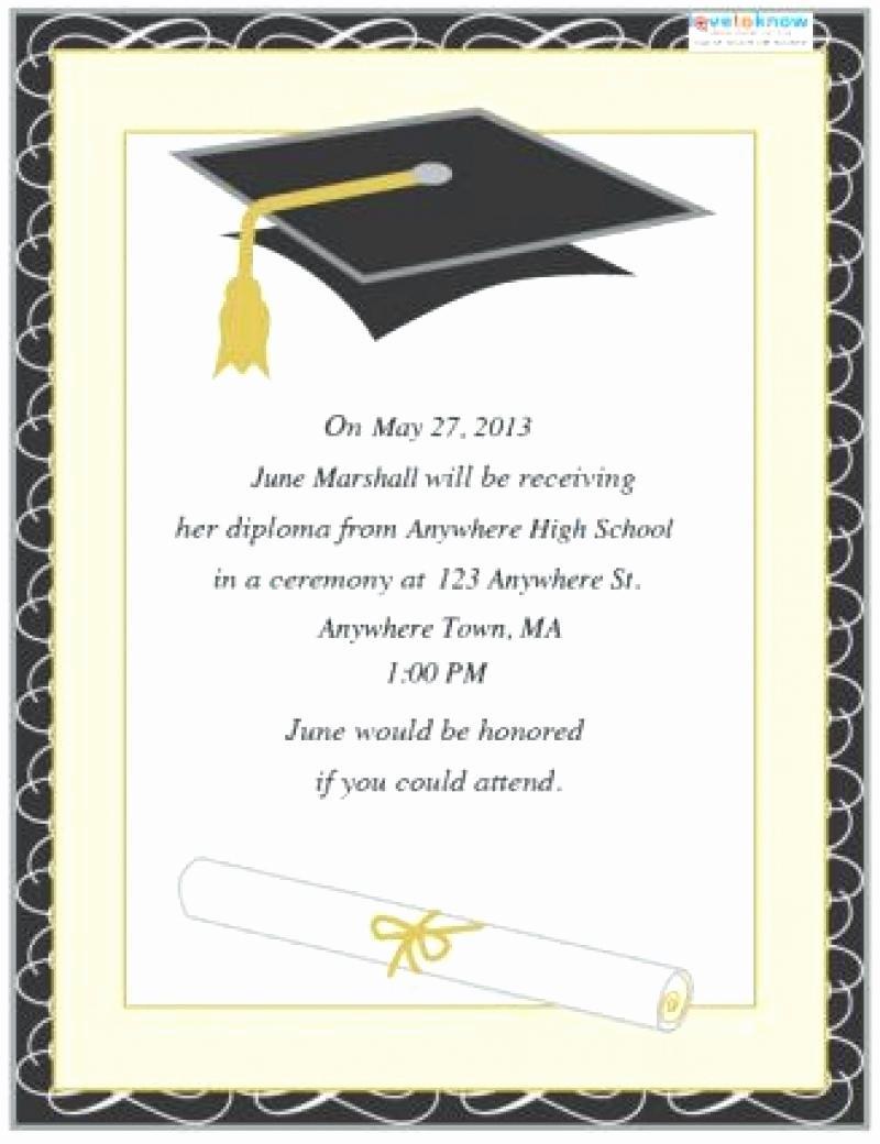 Free Printable Graduation Certificate Templates New Template High School Graduation Certificate Template