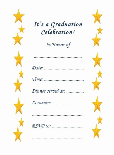 Free Printable Graduation Invitations 2016 Beautiful 10 Fabulous Printable Graduation Invitations