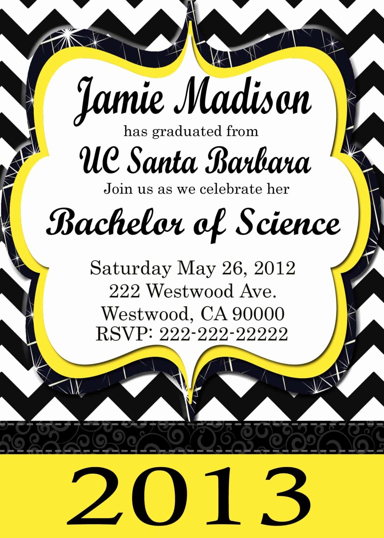 Free Printable Graduation Invitations 2016 Inspirational Free Printable Graduation Invitation Card Templates