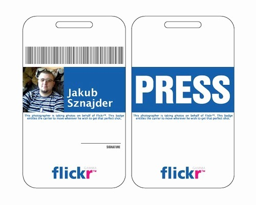 Free Printable Id Card Template Awesome 5 Id Badge Templates Excel Xlts