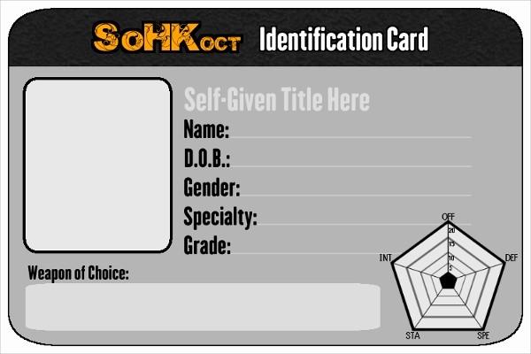 Free Printable Id Card Template Inspirational 13 Id Card Psd Templates