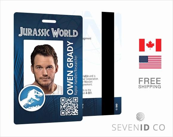 Free Printable Id Card Template Luxury 11 Id Badge Templates