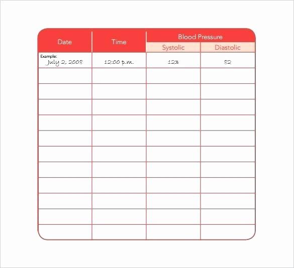 Free Printable Medication Log Template Unique Free Printable Medication List Template Log form Weekly