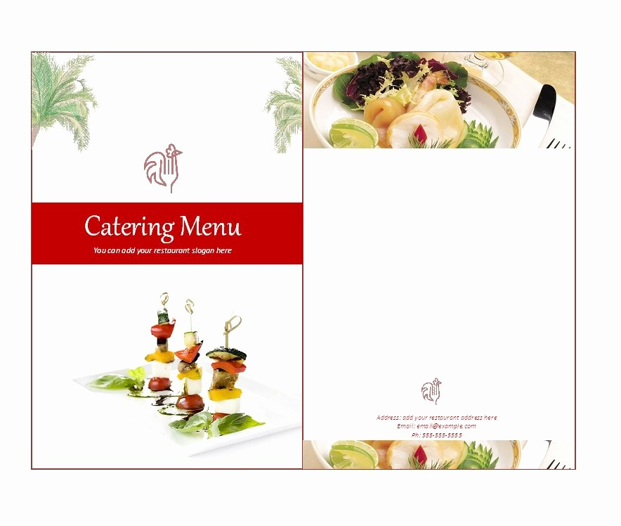 Free Printable Menu Card Templates Fresh 30 Restaurant Menu Templates & Designs Template Lab