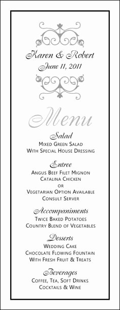 Free Printable Menu Card Templates Inspirational Free Printable Rustic Wedding Stationery