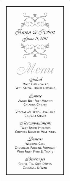 Free Printable Menu Card Templates Inspirational Free Printable Rustic Wedding Stationery