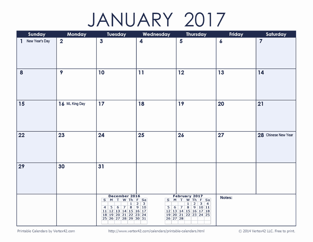 Free Printable Monthly 2017 Calendar New Free Printable Calendar Printable Monthly Calendars