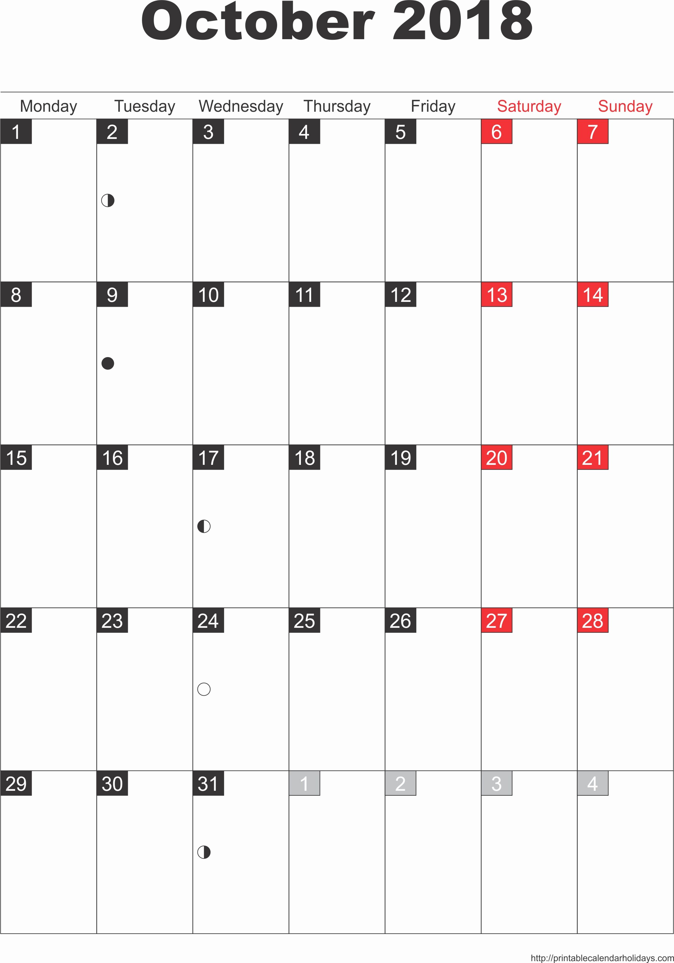 Free Printable Monthly Calendar Templates Best Of Monthly Calendars Archives Free Printable Calendar 2016