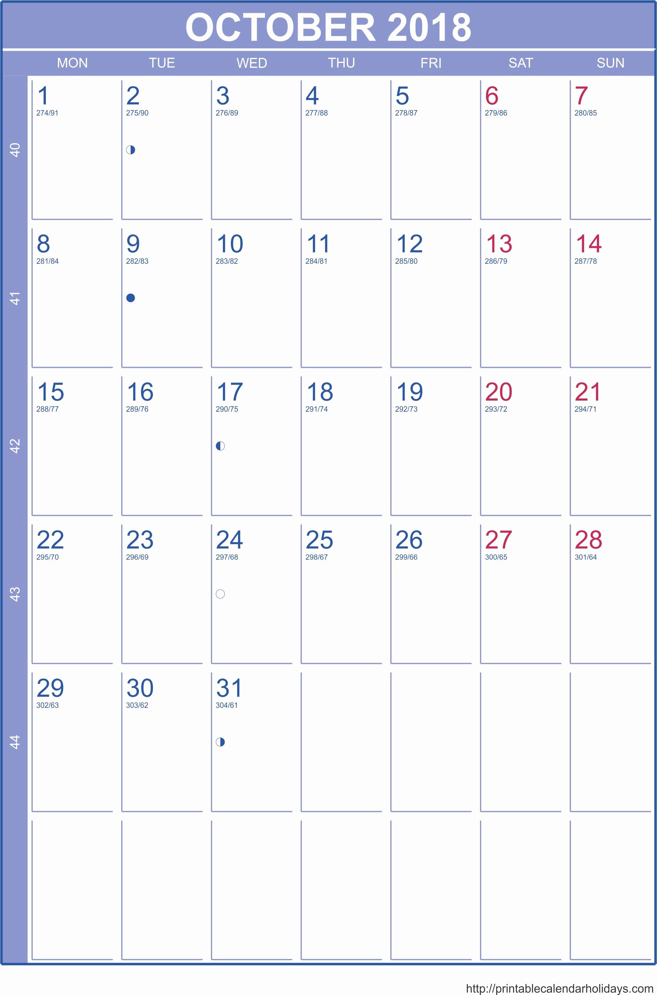 Free Printable Monthly Calendar Templates Fresh Monthly Calendars Archives Free Printable Calendar 2016