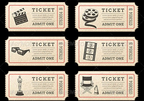 Free Printable Movie Tickets Template Beautiful 36 Printable Movie Ticket Templates Free Psd Pdf Excel