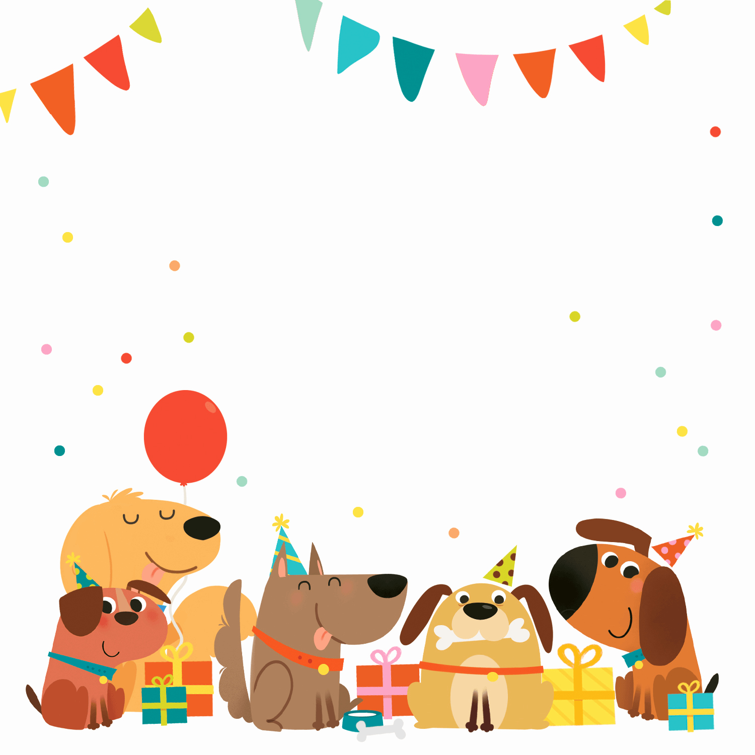 Free Printable Party Invitations Templates Beautiful Delighted Dogs Free Printable Birthday Invitation