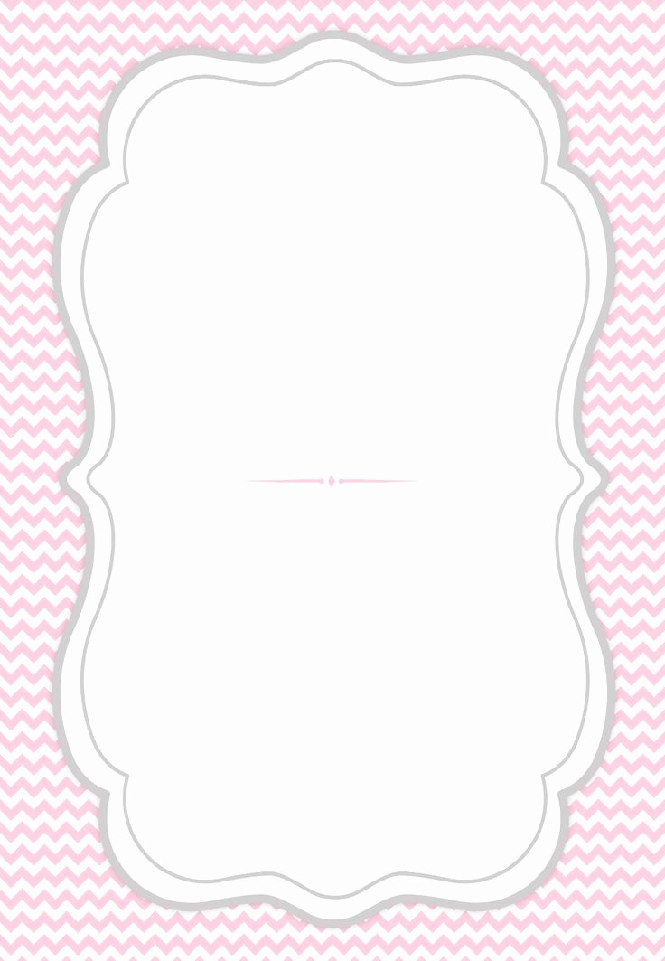 Free Printable Party Invitations Templates Best Of French Curve Frame Free Printable Party Invitation