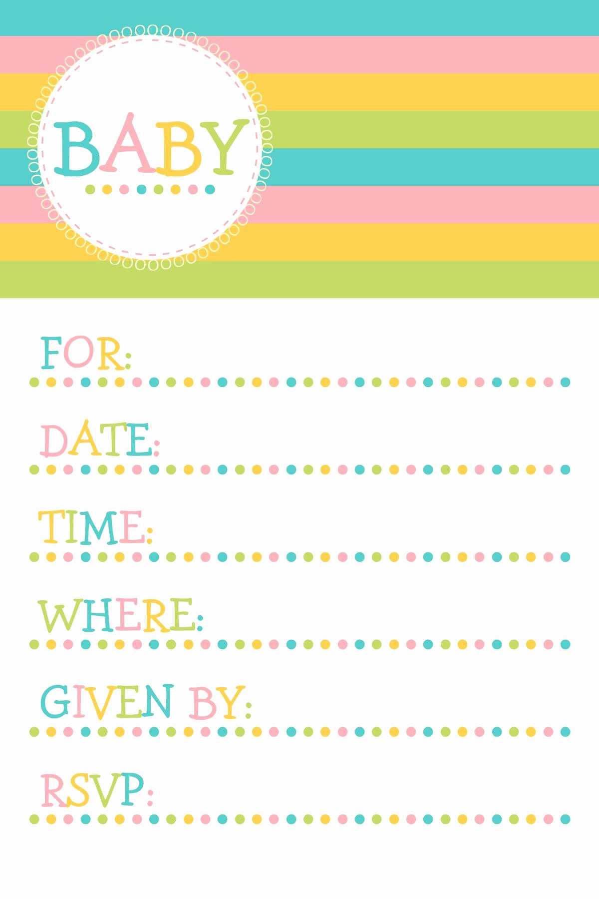 Free Printable Party Invitations Templates Elegant Free Printable Party Invitations Templates