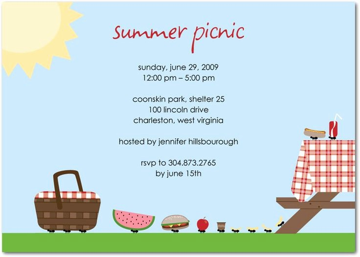 Free Printable Picnic Invitation Template Lovely Make Your Own Memory Games