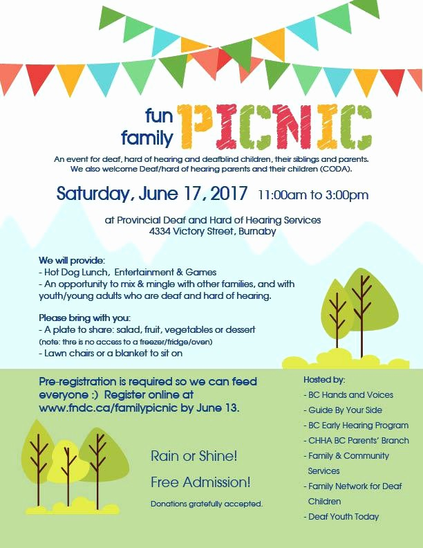 Free Printable Picnic Invitation Template New Family Picnic Invitation Templates Free Fun Hands Voices