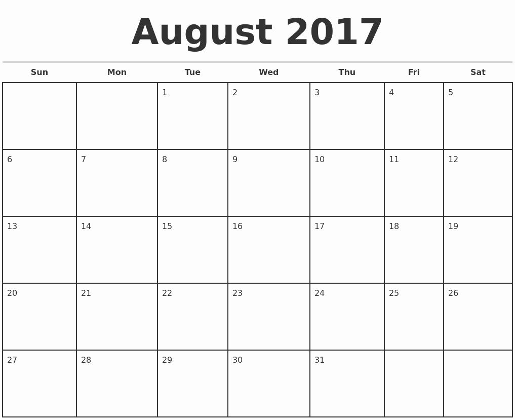 Free Printable Quarterly Calendar 2017 Elegant May 2017 Printable Monthly Calendar