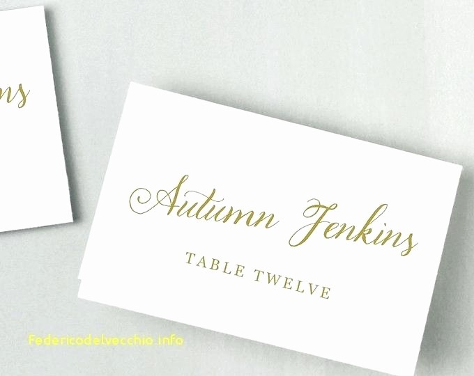 Free Printable Table Tent Cards Beautiful Free Printable Place Card Template and Tutorial Table Tent