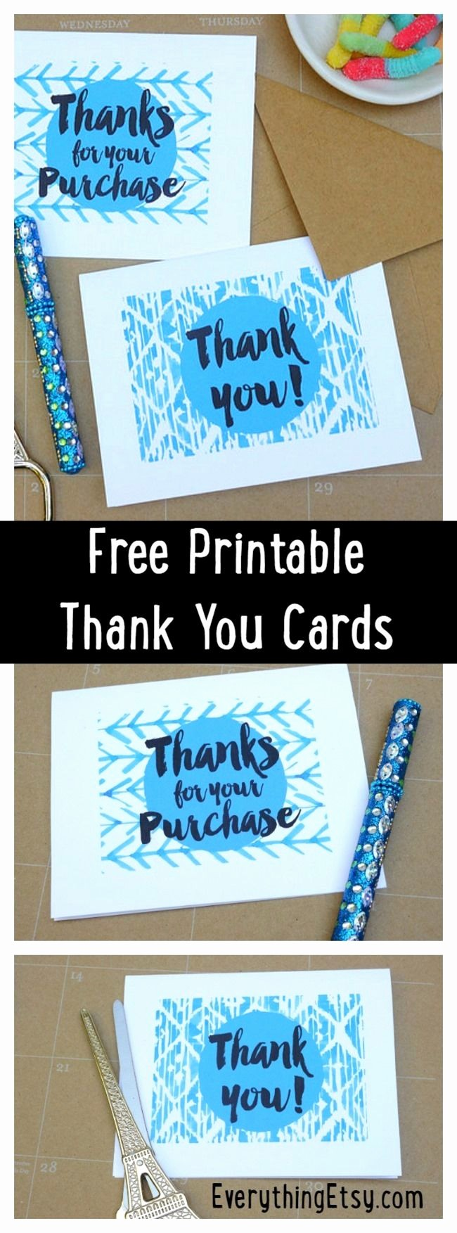 Free Printable Thank You Certificates Awesome 25 Best Ideas About Business Thank You Cards On Pinterest