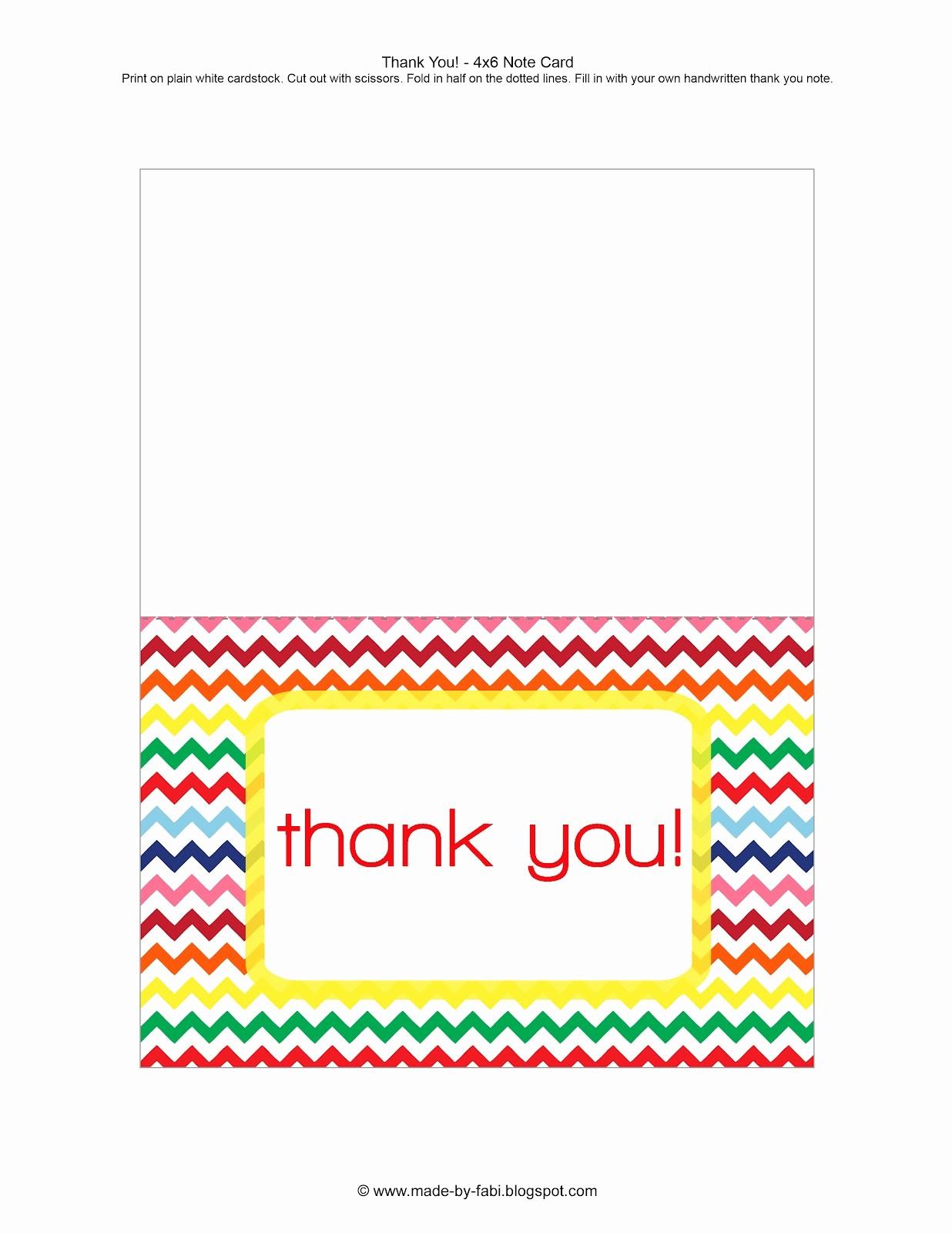 Free Printable Thank You Certificates New Printable Thank You Card