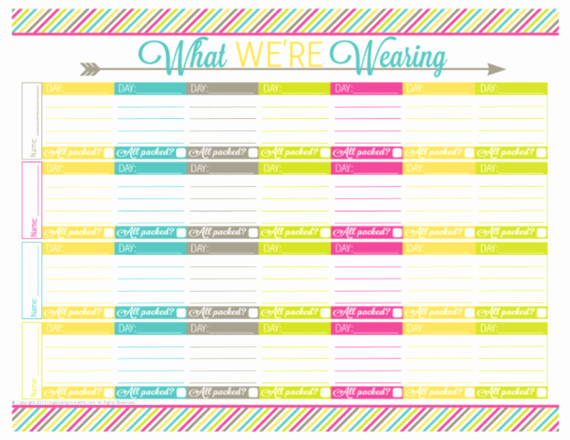 Free Printable Vacation Planner Template Beautiful 9 Best Of Travel Planner Template Printable