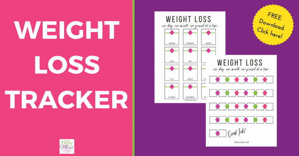 Free Printable Weight Loss Tracker Elegant Free Printable Weight Loss Tracker
