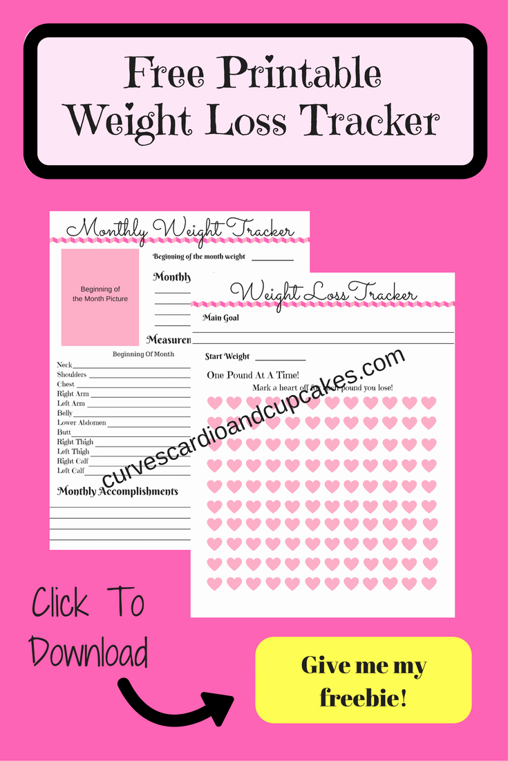 Free Printable Weight Loss Tracker Inspirational Free Printables Archives Cassie Smallwood
