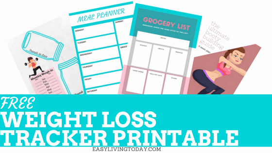 Free Printable Weight Loss Tracker Luxury Cute Fun & Free Weight Loss Tracker Printable