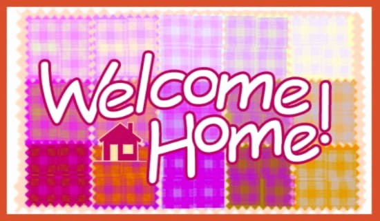 Free Printable Welcome Home Signs Beautiful Free Wel E Home Ecard Email Free Personalized Care