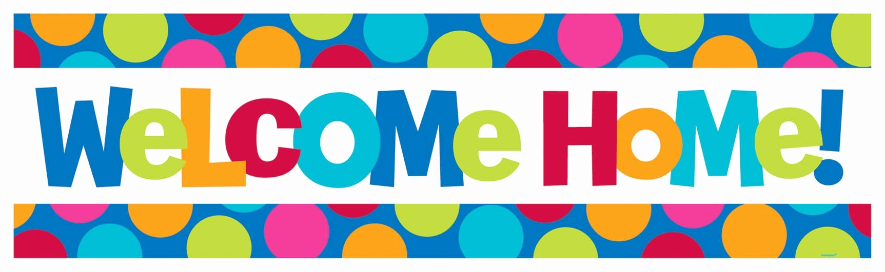 Free Printable Welcome Home Signs Inspirational Wel E Home Banner Clipart