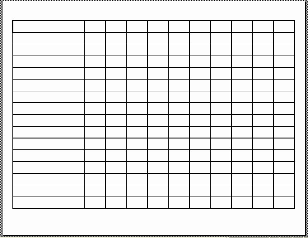 Free Printable Work Schedule Templates Unique 8 Best Of Free Printable Work Schedule Template
